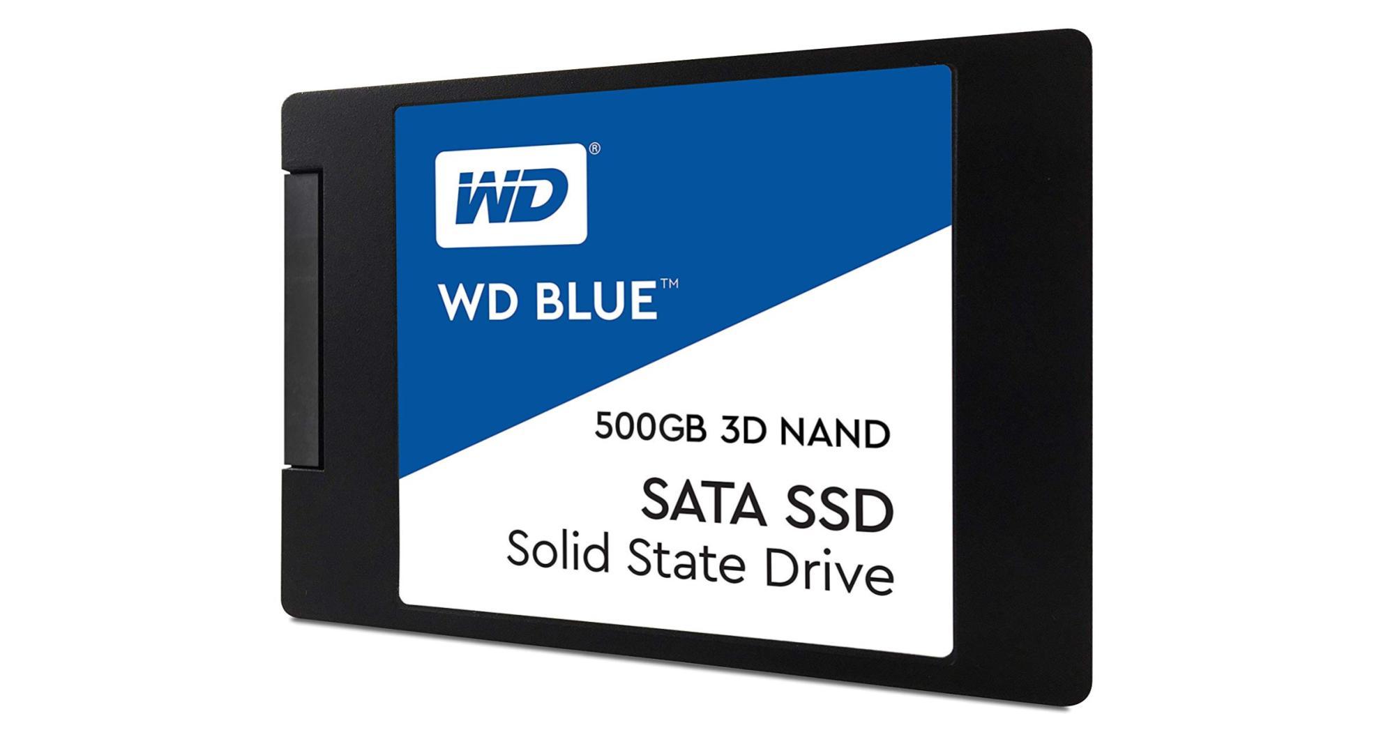 🔥 Bon plan : le SSD interne Western Digital de 500 Go est à 49 euros sur Amazon