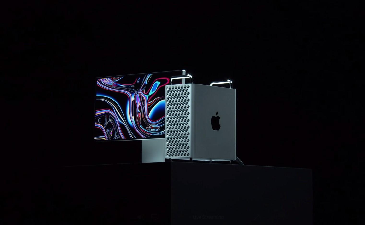 Le Mac Pro 2019 et un écran Pro Display XDR : une station de travail polyvalente, puissante et très onéreuse