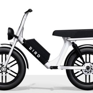 Bird Cruiser : un nouveau deux-roues électrique biplace bientôt en libre-service