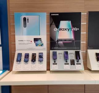 Affaire Huawei : comment réagissent les boutiques Orange, SFR et Bouygues