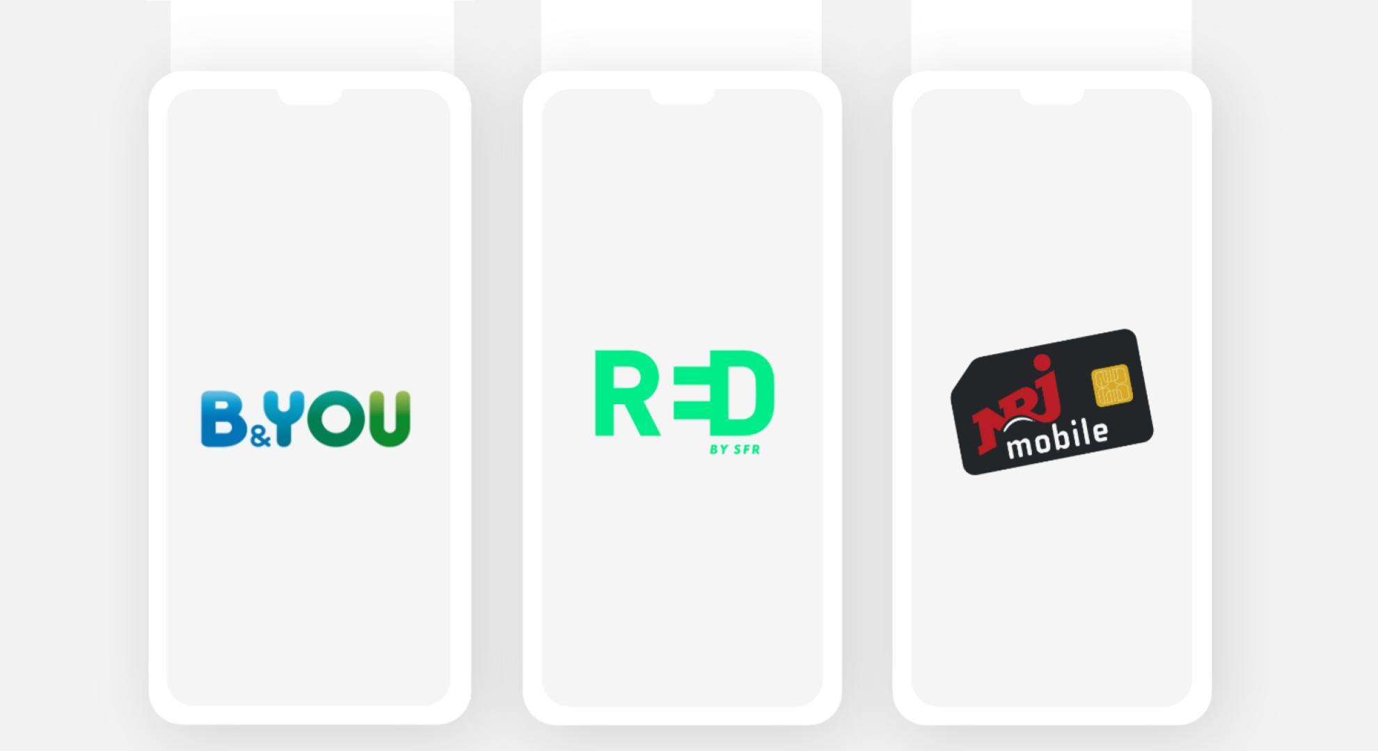🔥 Forfait mobile : derniers jours pour profiter des offres RED, Bouygues et NRJ Mobile jusqu'à 100 Go