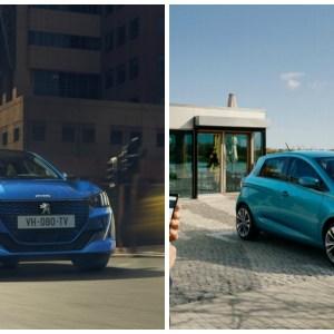 Voitures électriques : les Renault ZOE et Peugeot e-208 débutent 2020 sur les chapeaux de roues