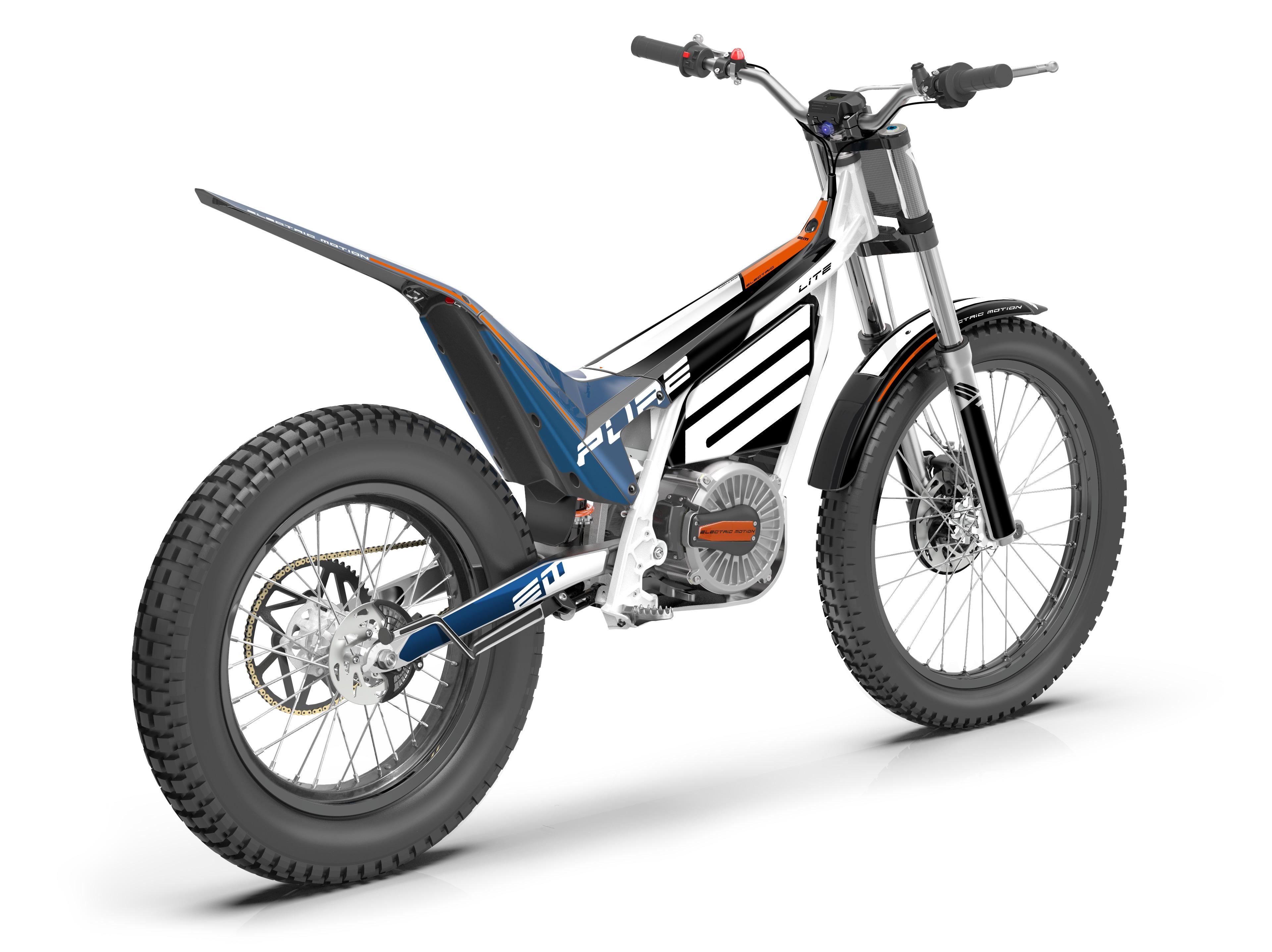 « Made in France à 100 % »: Electric Motion dévoile une nouvelle gamme de motos électriques tout terrain