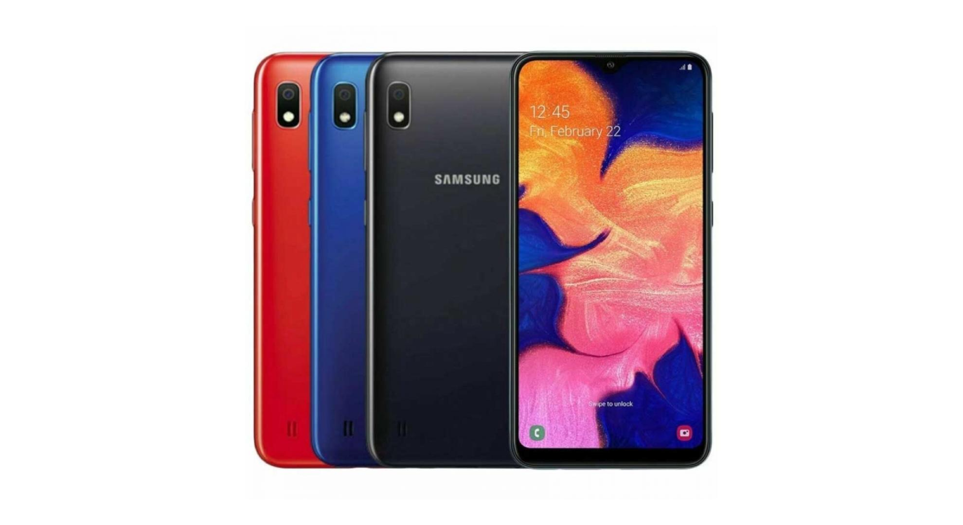 Où acheter le Samsung Galaxy A10 au meilleur prix en 2019 ?