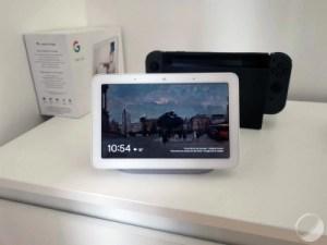 Test du Google Nest Hub : le mignon maître d'oeuvre