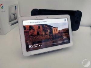 Les Google Nest et Nest Hub Max savent désormais quand vous vous approchez