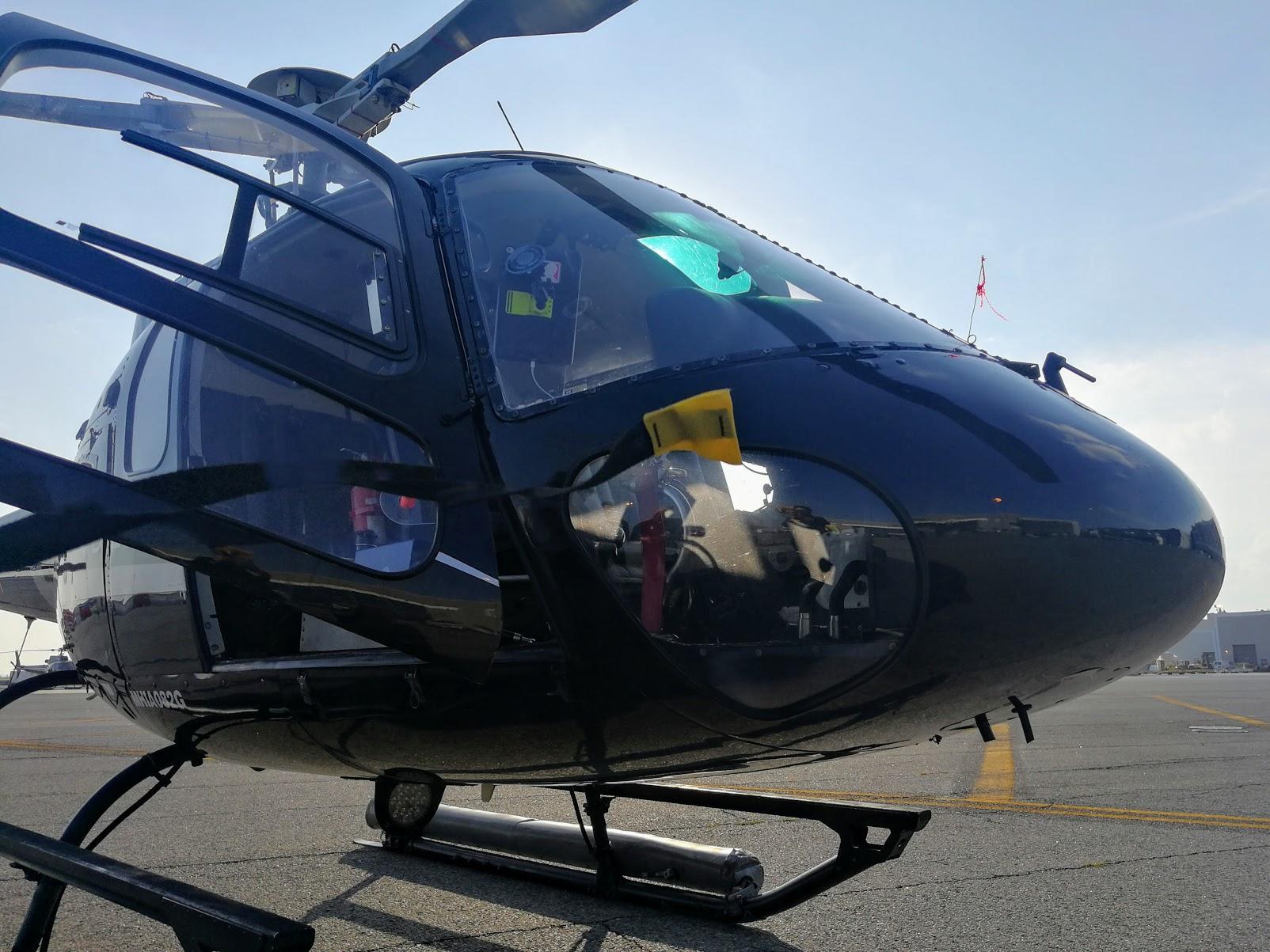 Uber : les courses en hélicoptère seront disponibles dès cet été (mais c'est cher)