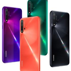 Nova 5, 5 Pro et 5i : Huawei dévoile des smartphones aux caractéristiques alléchantes