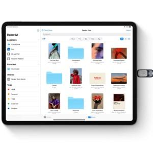 L'iPad est pleinement compatible avec les clés USB et cartes SD (mais pas l'iPhone)