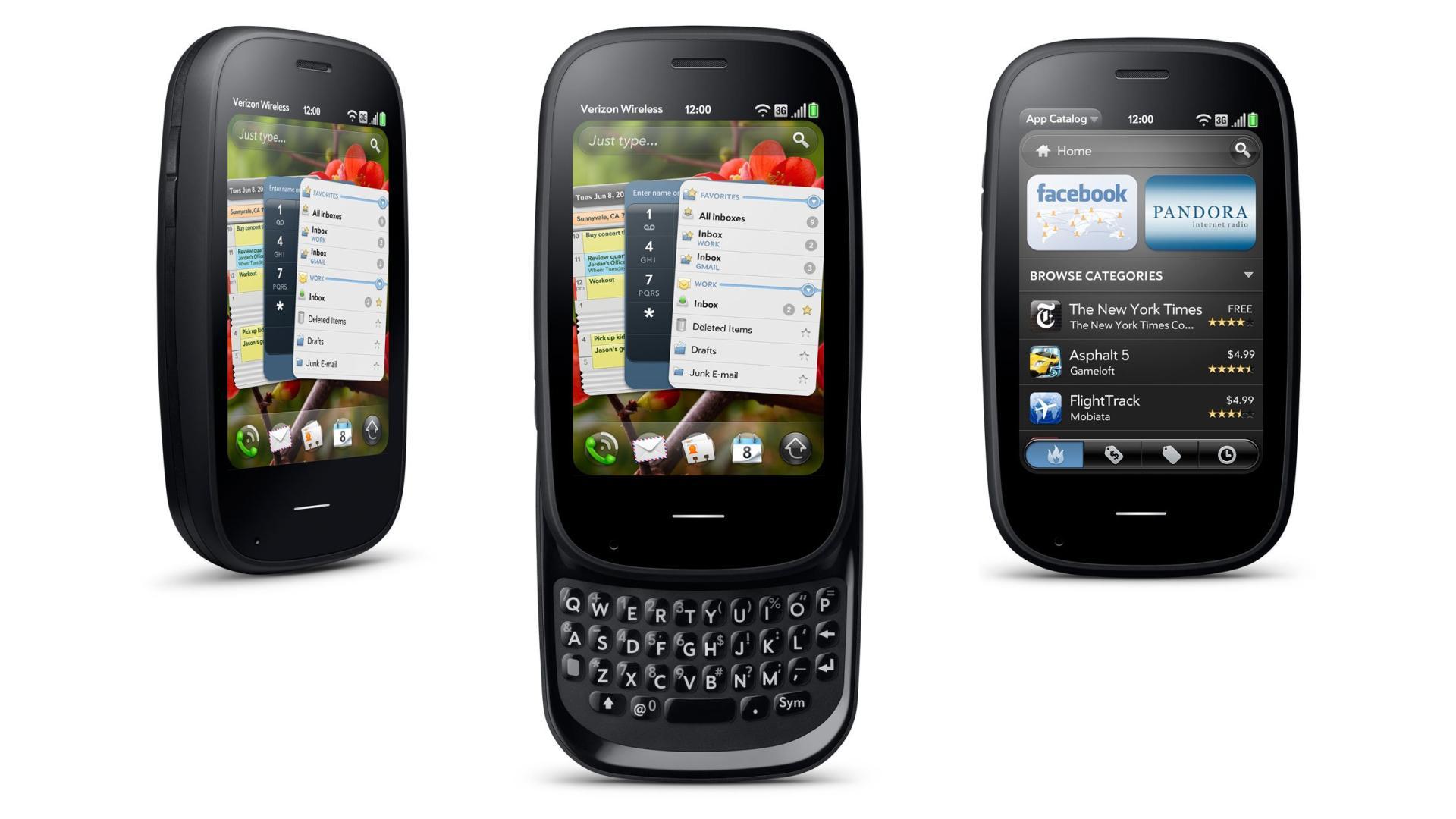 Palm Pré et webOS : 10 ans en arrière, l'opportunité manquée