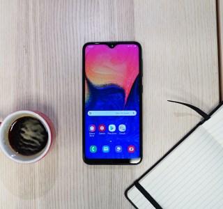 Test du Samsung Galaxy A10 : le premier prix a son nouveau maître
