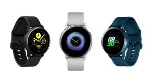🔥 Bon plan : la Samsung Galaxy Watch Active passe sous la barre des 200 euros