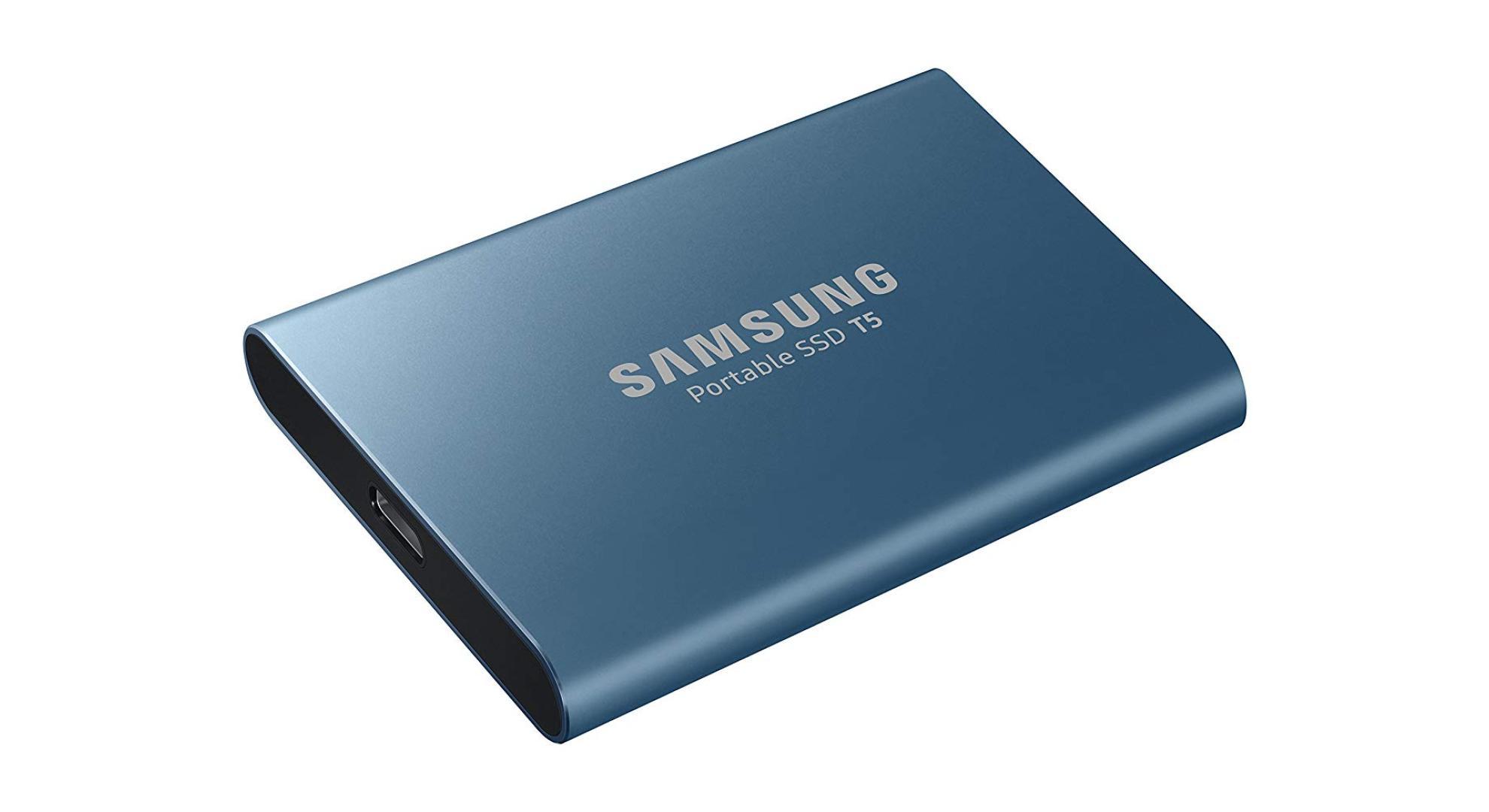 🔥 Bon plan : 89 euros seulement pour le SSD externe Samsung T5 de 500 Go