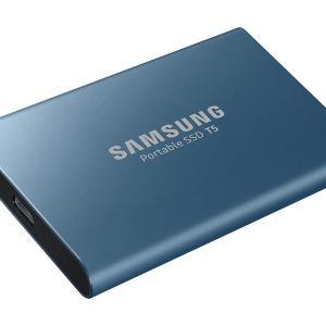 Le SSD externe Samsung T5 de 500 Go descend au prix inédit de 69 euros