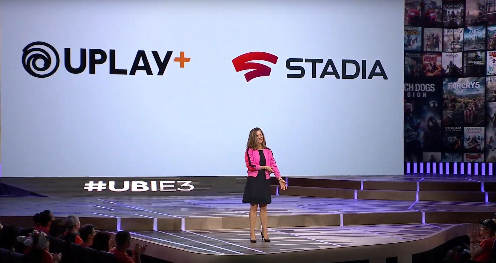 Le futur des joueurs est l'abonnement : l'offre UPlay+ d'Ubisoft sera compatible Google Stadia