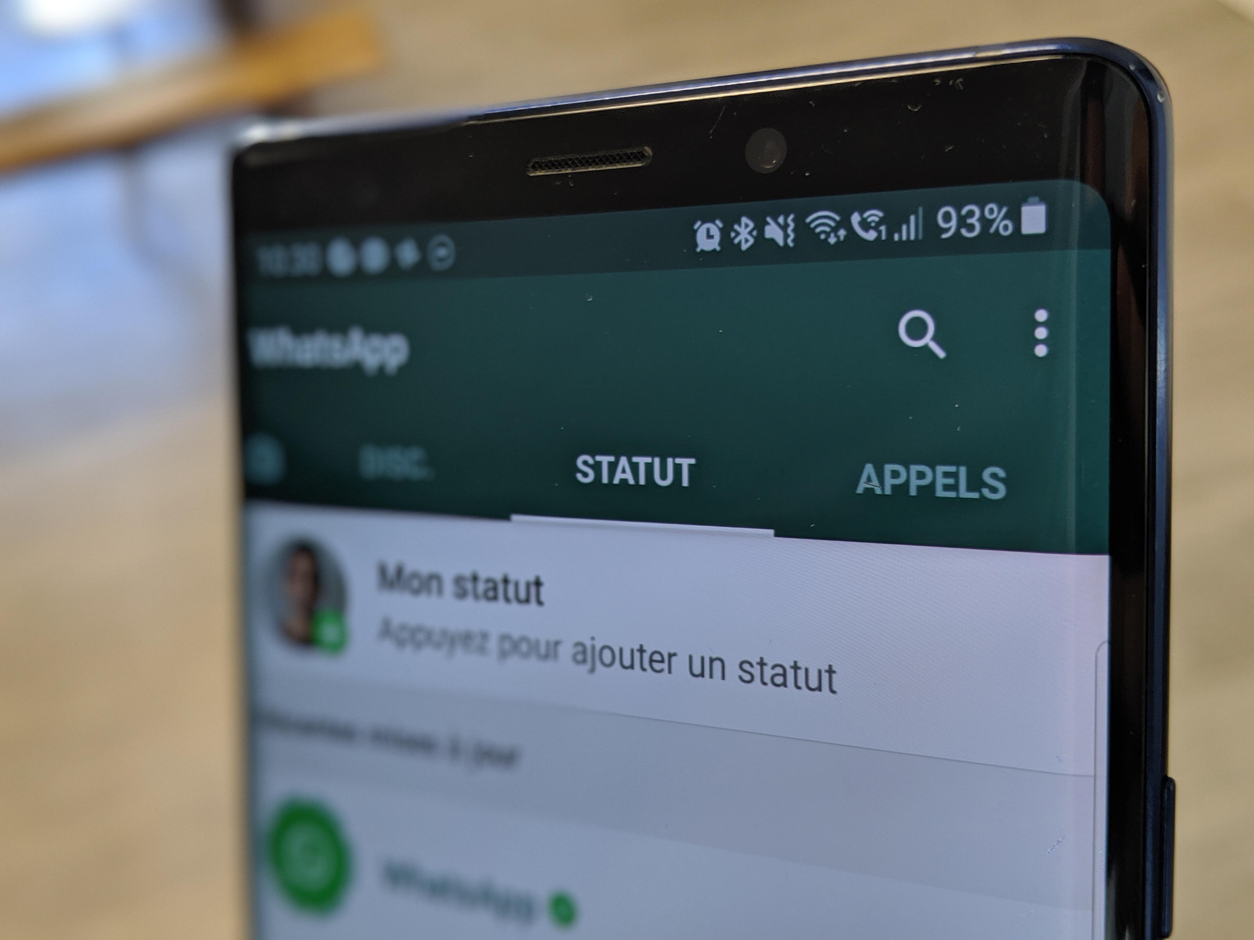 WhatsApp : près de 500 000 conversations ont été indexées sur Google