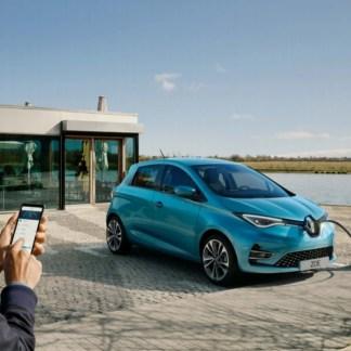 Renault officialise sa nouvelle ZOE : design plus abouti et performances améliorées