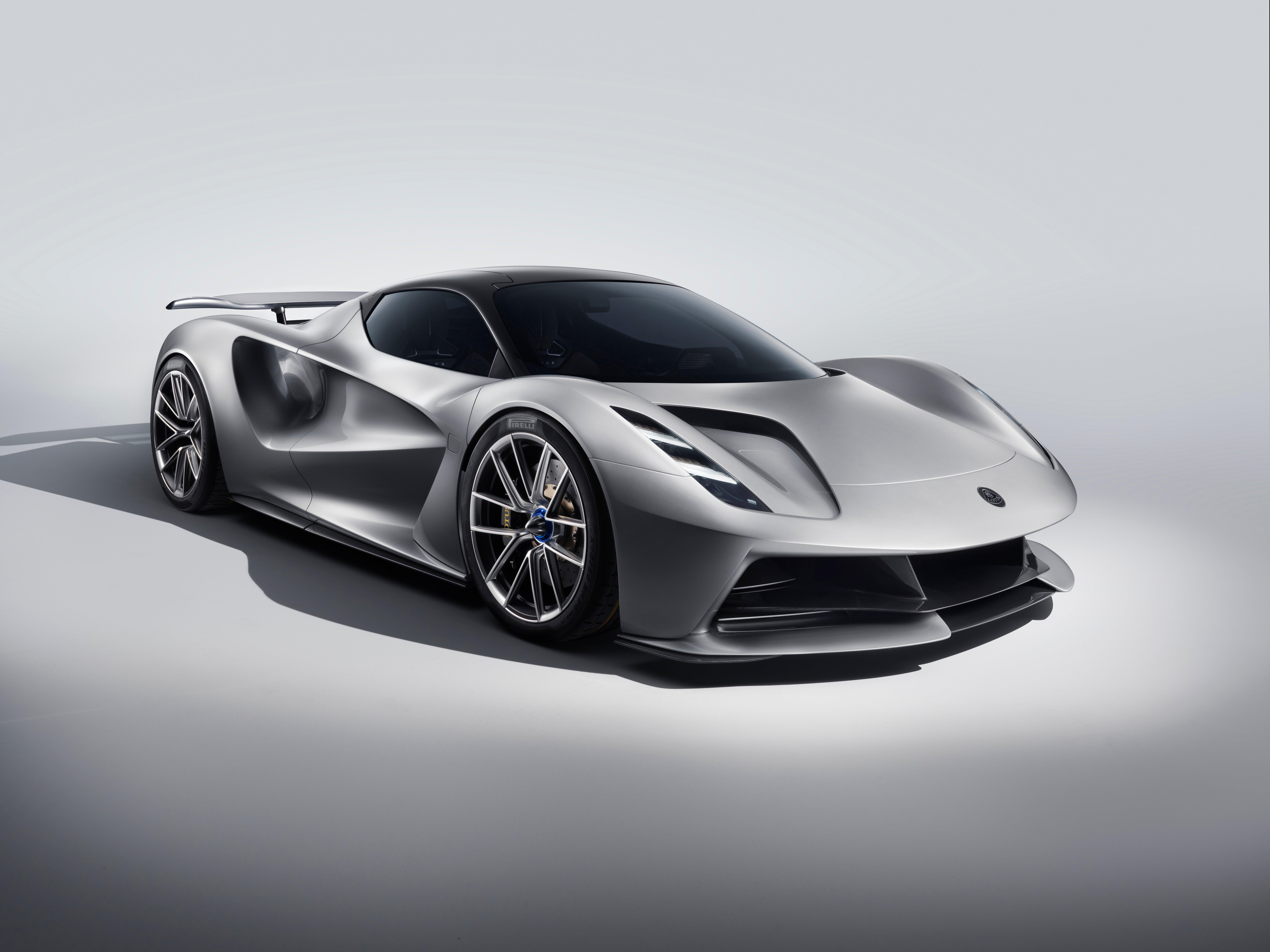 Lotus, un avenir 100% électrique? Le constructeur y songerait sérieusement