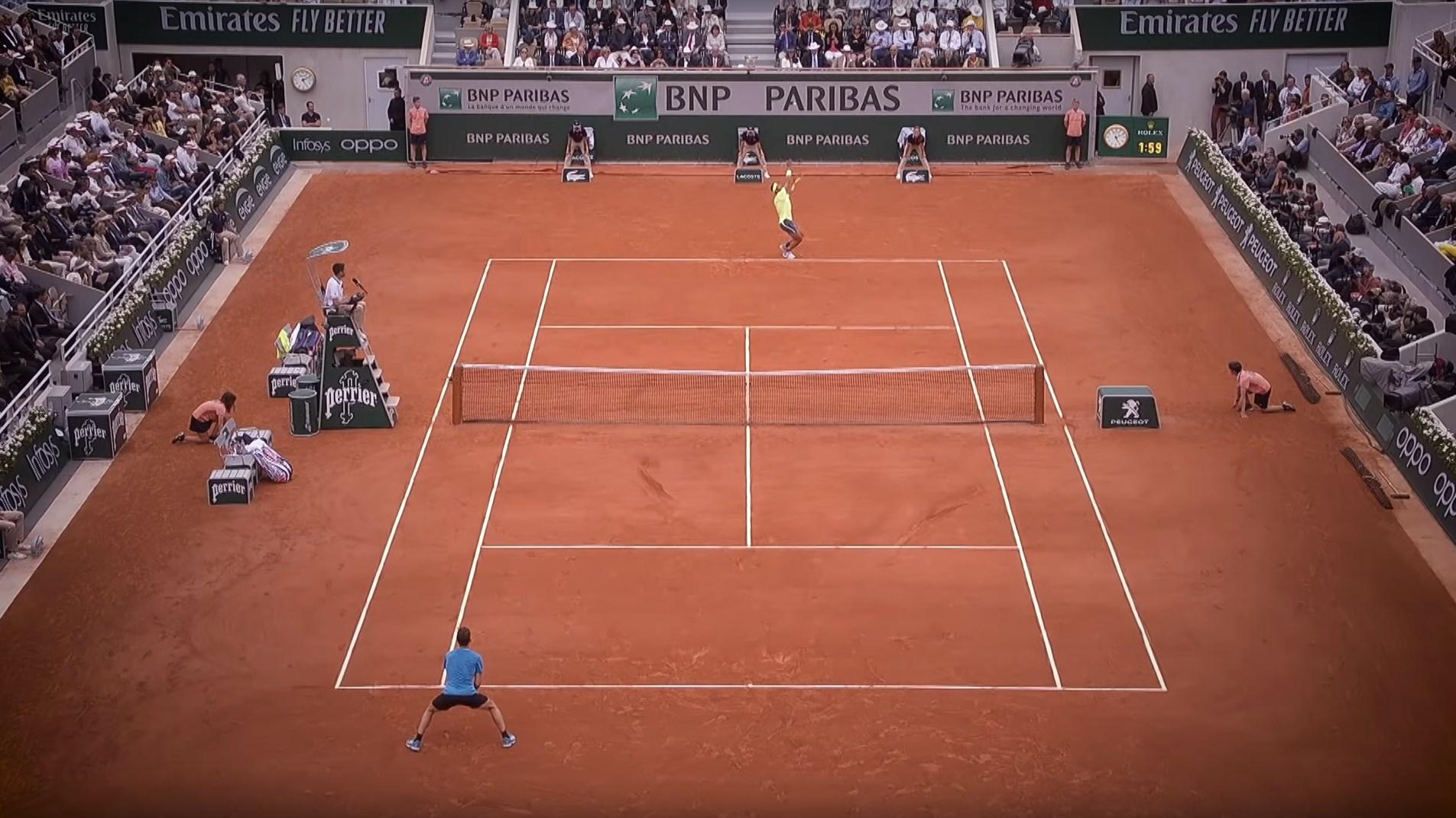 Amazon challenge France Télévisions et diffusera Roland Garros