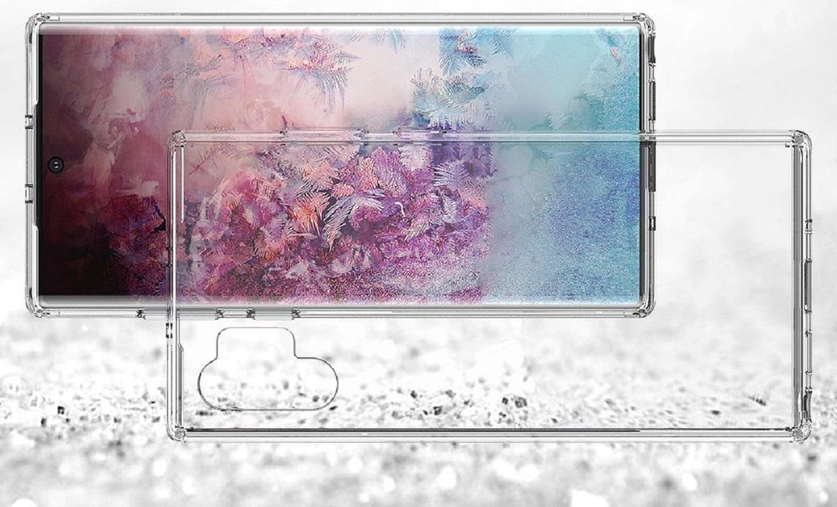 Samsung Galaxy Note 10 : de nouvelles images pointent vers l'absence de prise casque