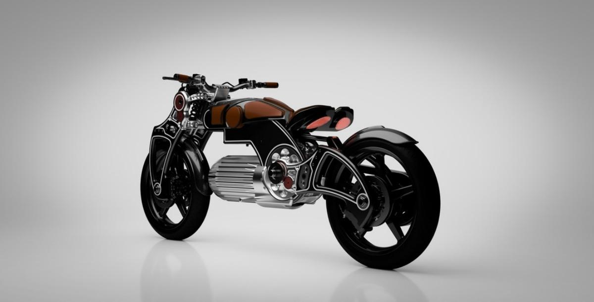 Moto électrique Hades : le charisme d'un dieu et une puissance supérieure à la Harley-Davidson