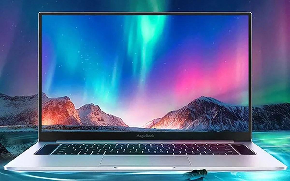 Honor : première image officielle du Magicbook Pro, son prochain ordinateur portable
