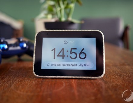 Test du Lenovo Smart Clock : quand le...