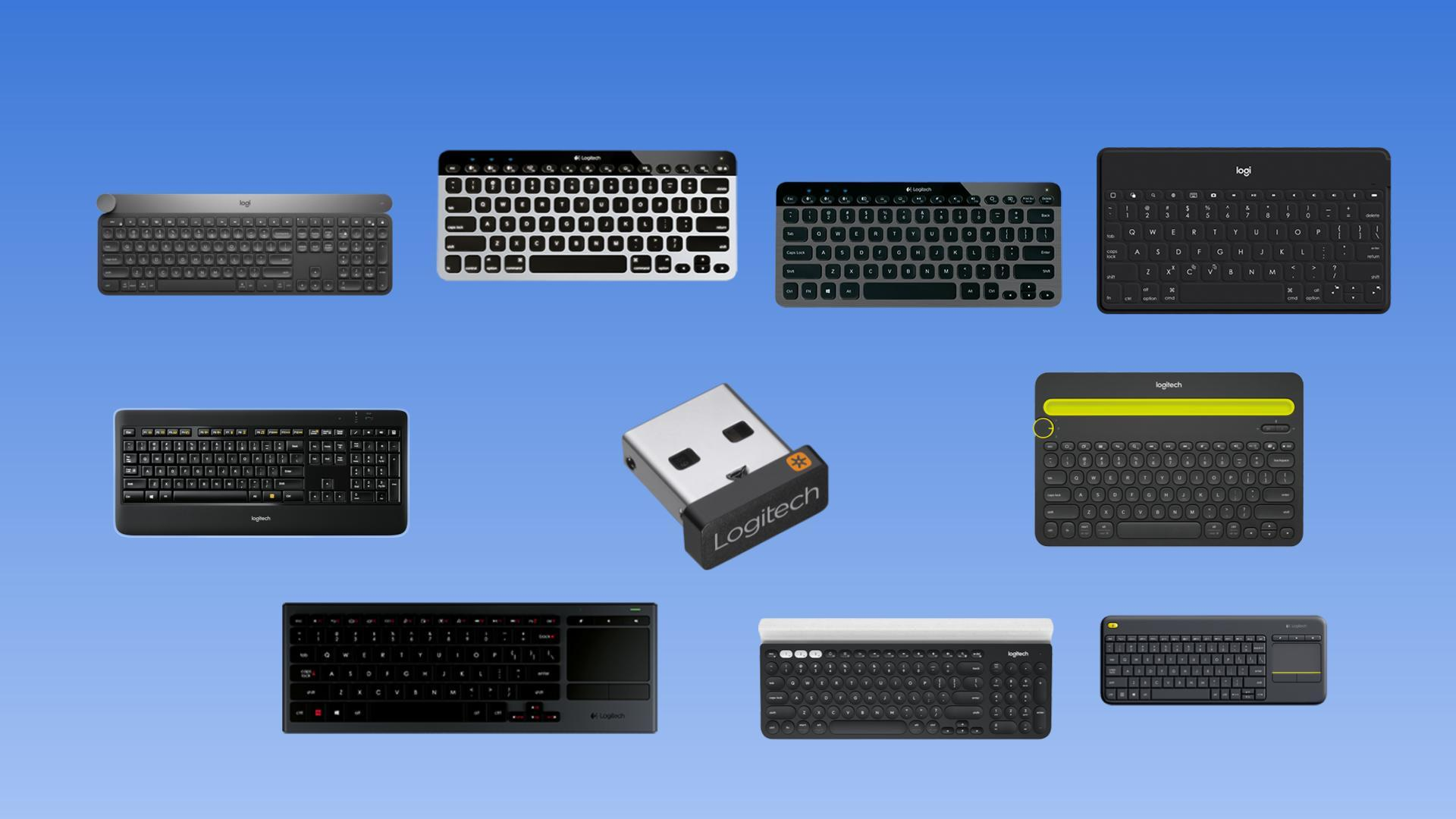Comprendre et corriger la faille qui touche les souris et claviers sans fil Logitech lancés au cours des 10 dernières années