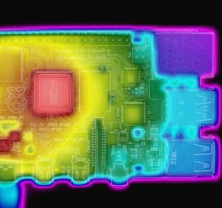 Raspberry Pi 4 : de grosses performances, mais ça chauffe beaucoup