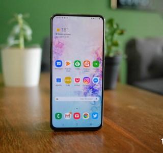 Test du Samsung Galaxy A80 : toujours plus beau, toujours plus gros, toujours plus cher