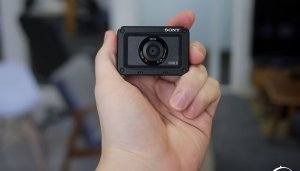 Test de la Sony RX0 II : l'action cam dont on ne...