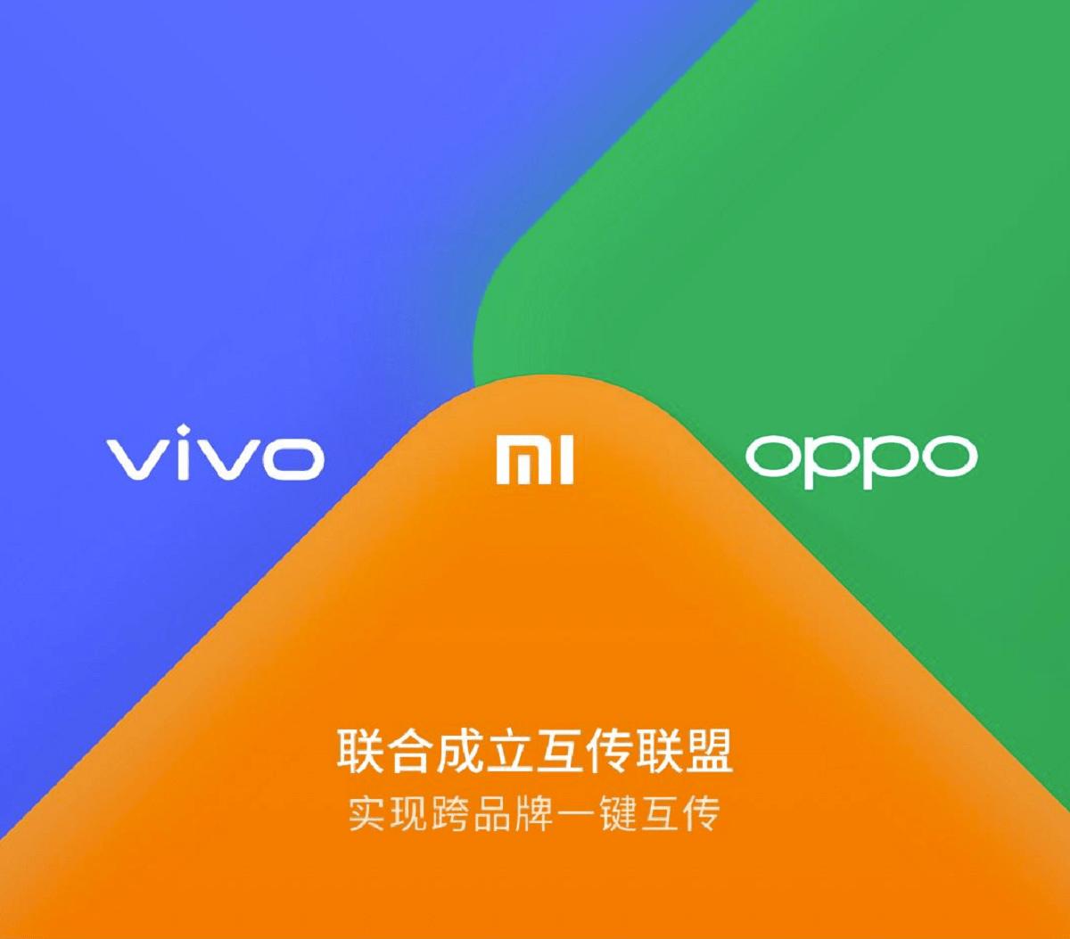AirDrop : Xiaomi, Oppo et Vivo travaillent sur une alternative au partage de fichiers d'Apple