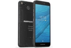 Fairphone 3 : le futur smartphone écoresponsable apparaît avant l'heure