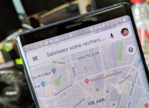 Google Maps : changez de compte rapidement en un geste du pouce