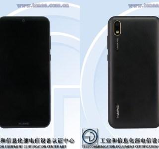 Huawei prépare un nouveau smartphone entrée de gamme
