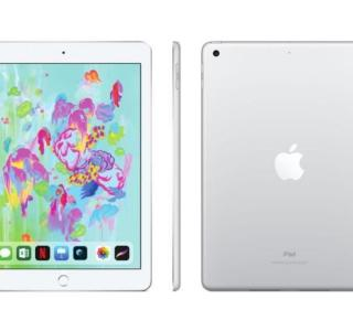 Compatible iPad OS, la version 2018 de la tablette d'Apple passe à 279 euros