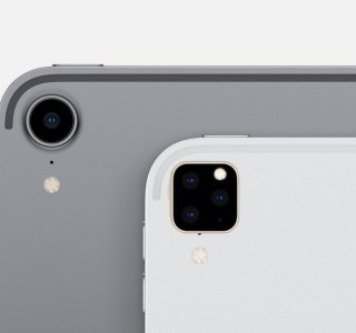 Apple iPad Pro 2019 : trois appareils photo comme pour l'iPhone XI