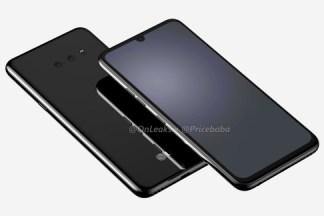 LG G8X ThinQ : une plus petite encoche et un double capteur photo en vue