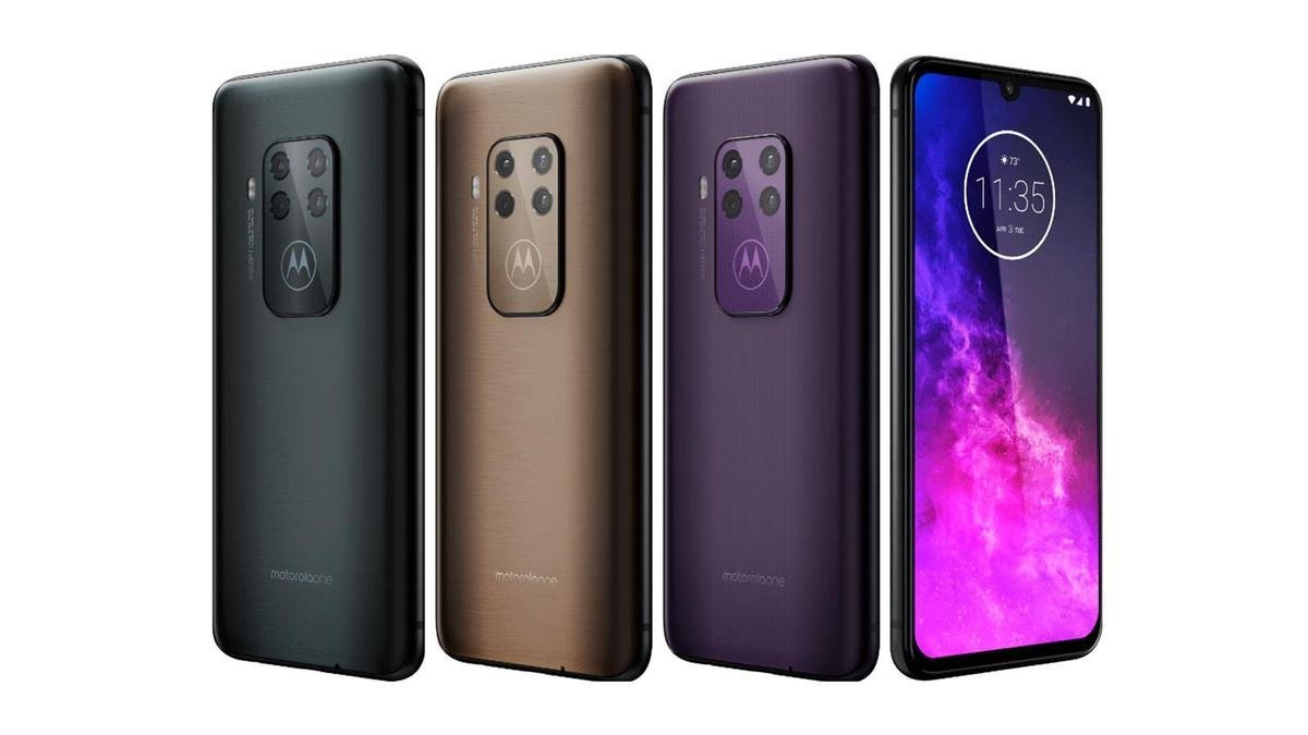 Le Motorola One Zoom exhibe ses quatre appareils photo avant son annonce