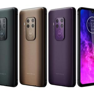 Le Motorola One Zoom exhibe ses quatre appareils photo avant son annonce