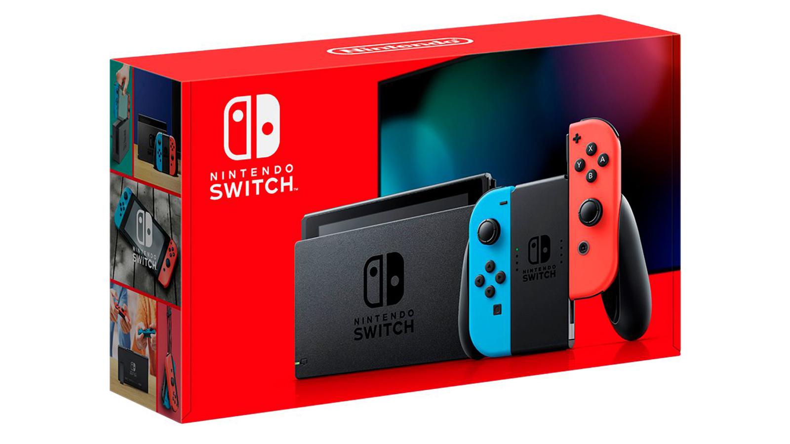 La Nintendo Switch 2019 passe à 285 euros au lieu de 300 pour le mois d'août