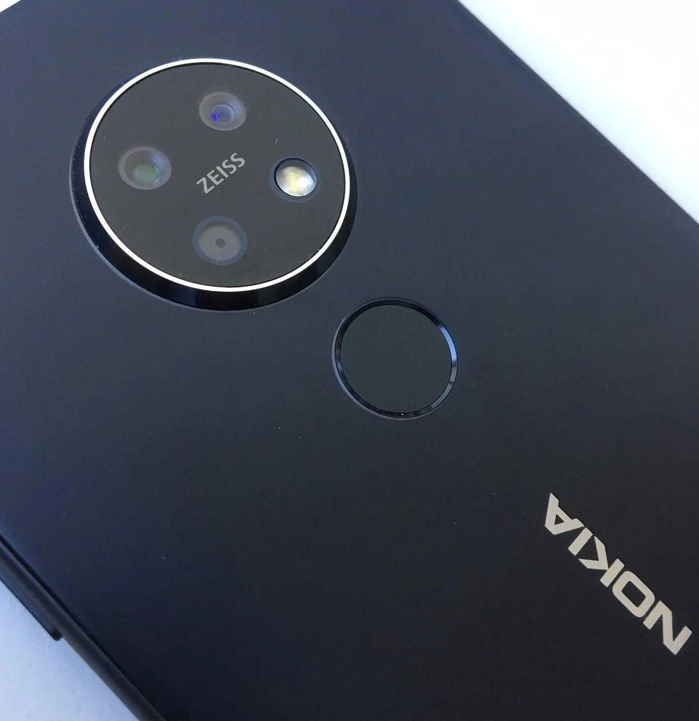 Nokia 7.2 : un partenaire de la marque dévoile le smartphone en avance