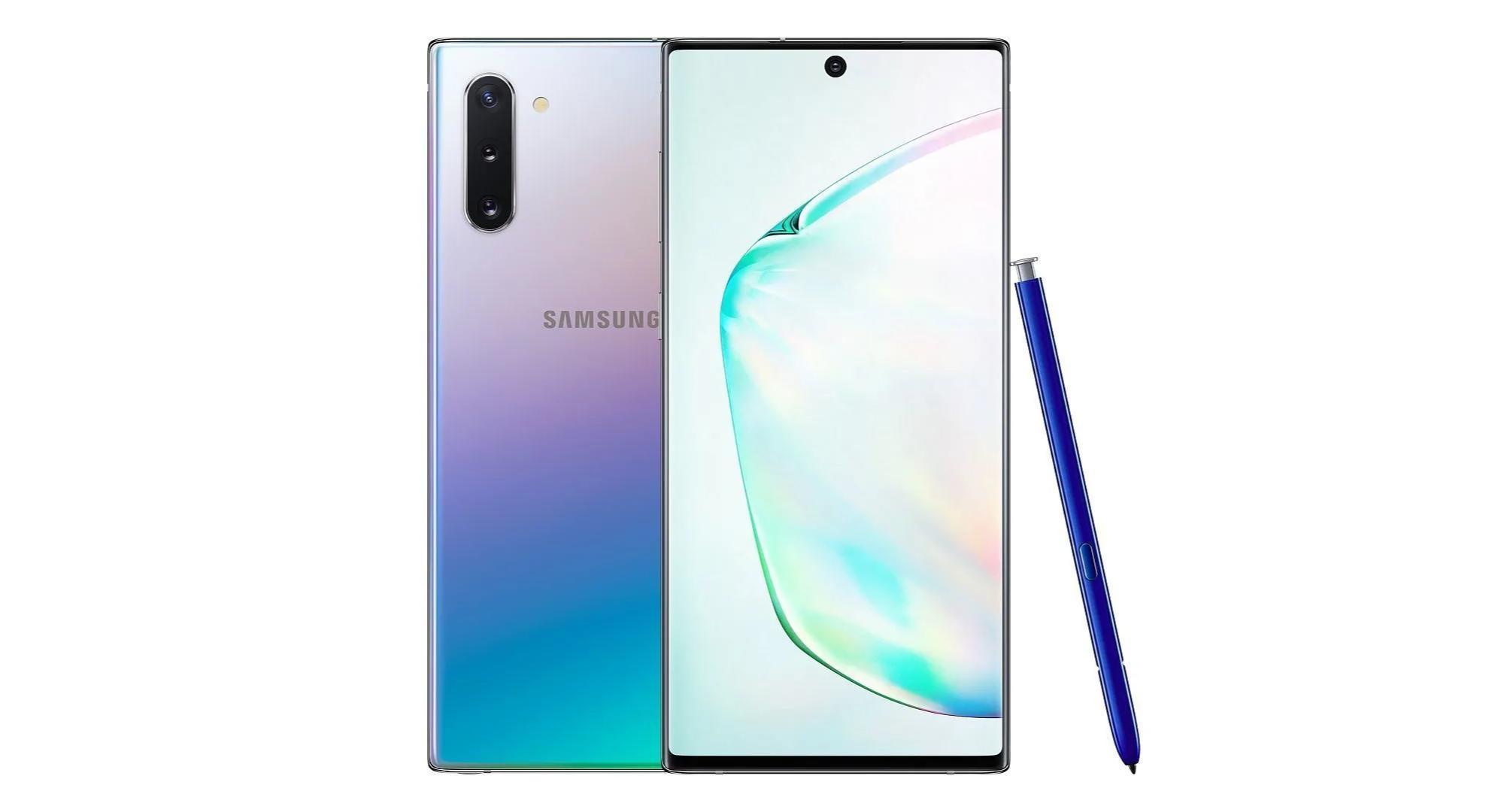 Pourquoi payer 959 euros quand on peut avoir le Samsung Galaxy Note 10 à 735 euros ?