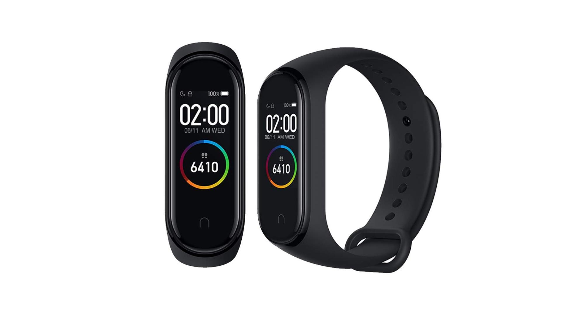 Xiaomi Mi Band 4 : le bracelet connecté passe à 26 euros avec ce code promo