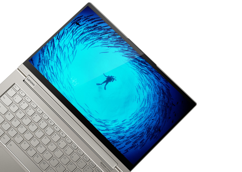 Lenovo présente le Yoga C940 15,6 pouces avec une puce graphique dédiée pour la première fois