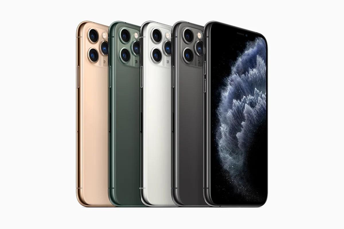 Revue de presse des iPhone 11, 11 Pro et 11 Pro Max: peu de changements, mais gros changements