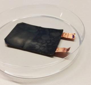 Après les smartphones pliables, voici les batteries pliables