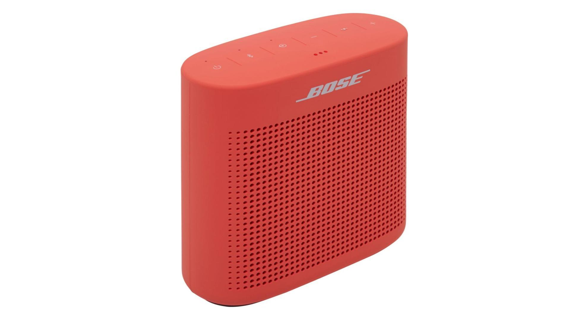 🔥 French Days 2019 : l'enceinte Bose Soundlink Color II est disponible à 99 euros