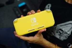 La Nintendo Switch Lite fait un carton en France et permet à Nintendo de battre ses objectifs