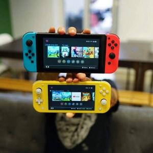 Où acheter la Nintendo Switch ou la Switch Lite au meilleur prix en 2020?